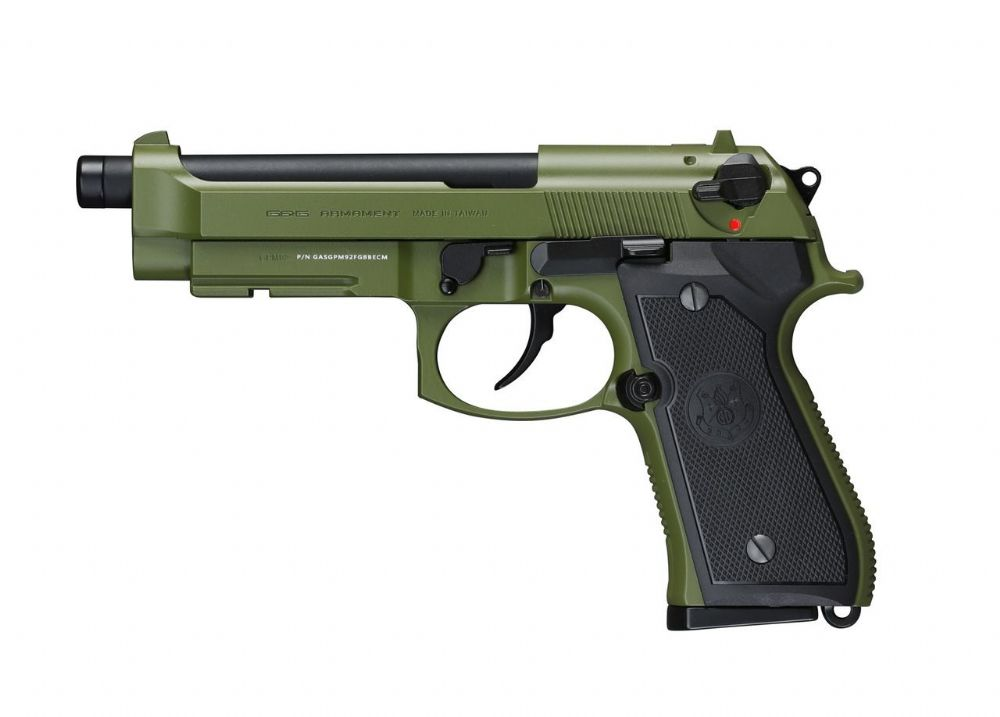 G&G GPM92 Pistol OD Green OUT OF STOCK